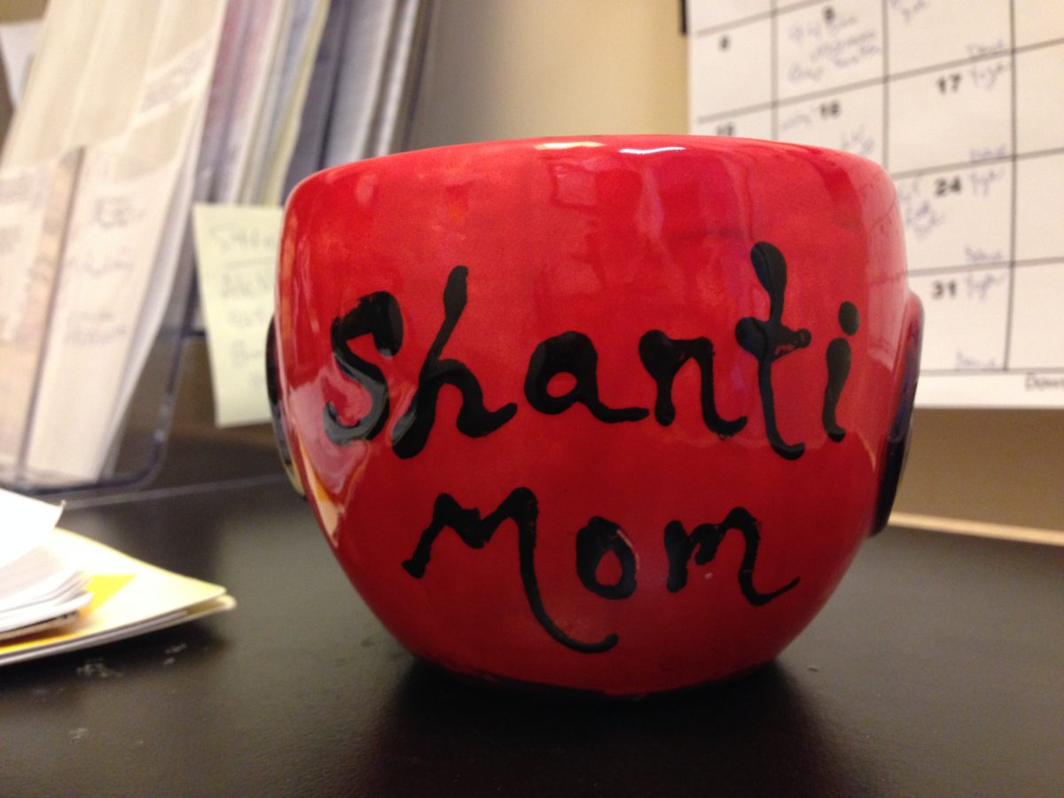 Merry Christmas from Shanti Mom!