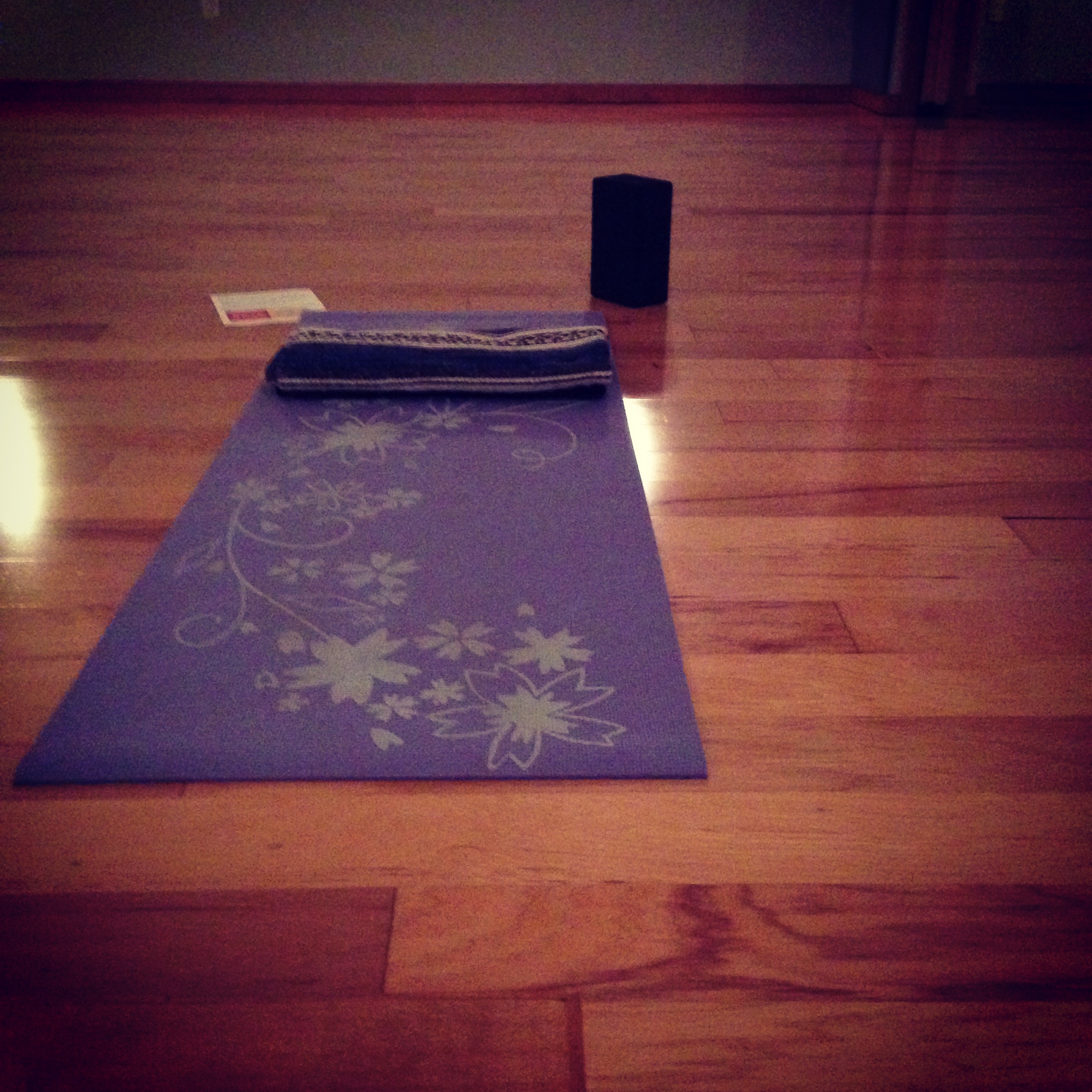 Drop-In One Hour Yoga Class